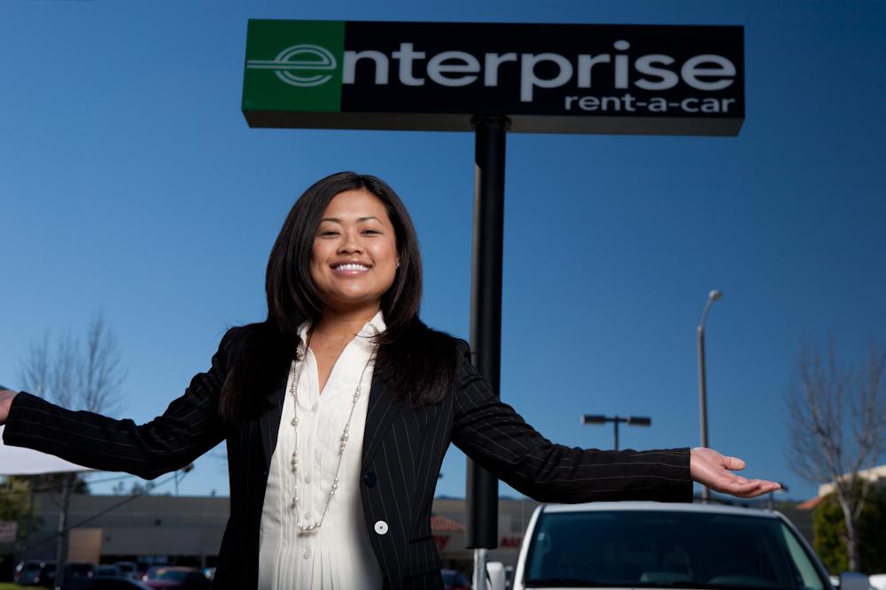 enterprise rent a car essay