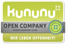 HomeBase OPEN Company-Siegel auf Kununu