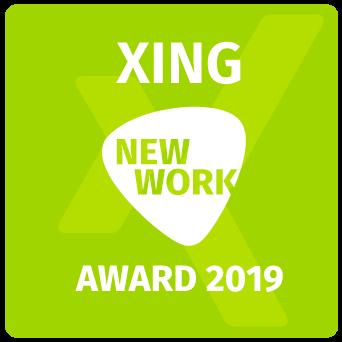New Work Award