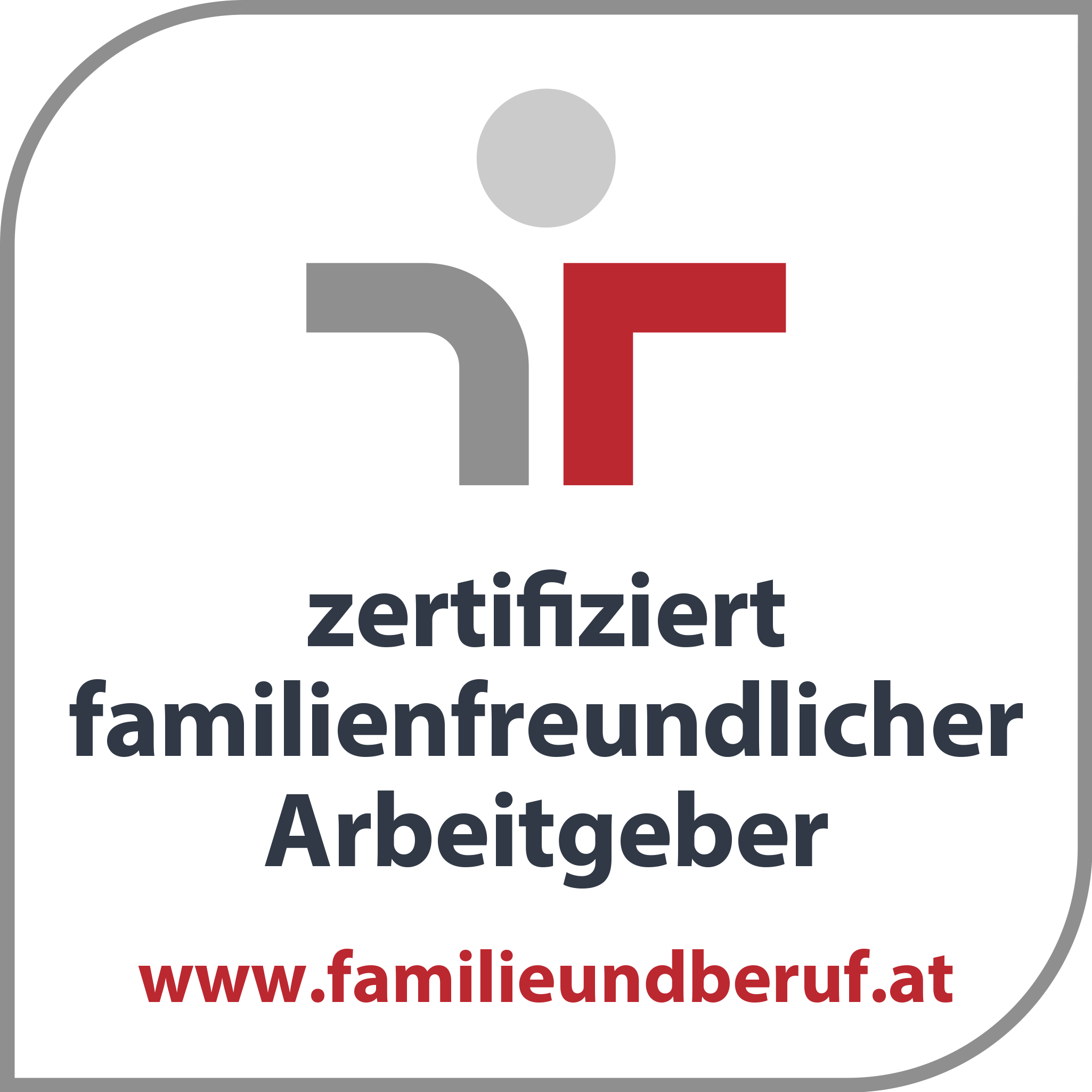 Familie & Beruf Siegel AT