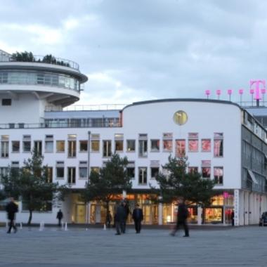 Telekom Deutschland Zentrale  Aussenansicht