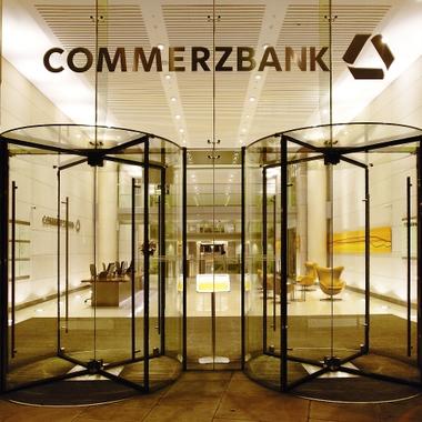 Commerzbank Office in London