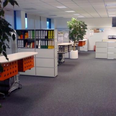 Eindrücke aus dem Büro an unserem Hauptstandort in Pforzheim