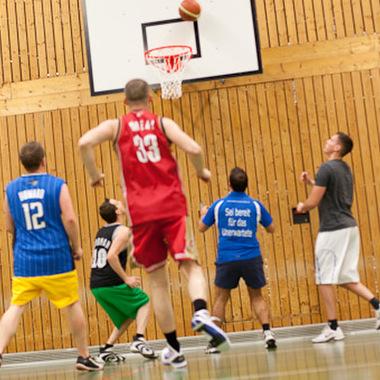 Sport mit den Kollegen - im Allianz-Sportclub direkt am Arbeitsplatz