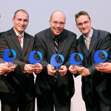 Gewinner des ALTANA Innovation Award 2010