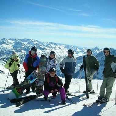 Winter Incentive, Skitrip Sölden