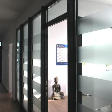 Bei ITARICON sind die Wege kurz und die Türen offen – auch die vom Chef.