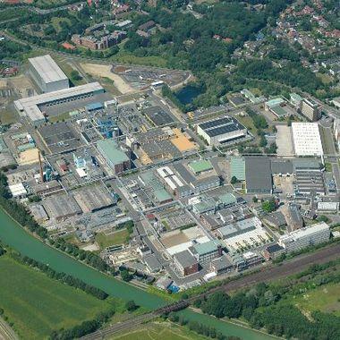 Die BASF Coatings GmbH in Münster.