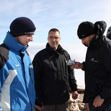 Hoch hinaus auf die Zugspitze ging es auf unserem Event in Garmisch-Partenkirchen.