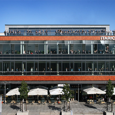 Unsere modernen Büroräume im Zentrum von Dresden sind mit allen Verkehrsmitteln sehr gut zu erreichen.