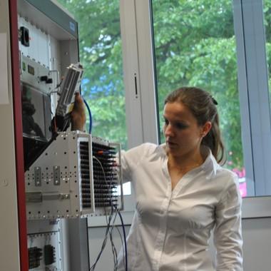 Töchtertag 2011 am Bosch-Standort Wien