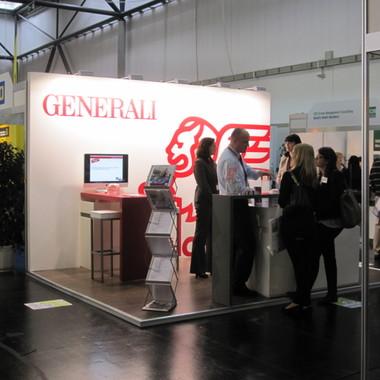 Generali stellt sich als attraktiver Arbeitgeber vor - bei der Career Calling.
