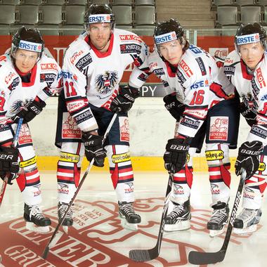 Generali sponsert das Österreichische Eishockey Nationalteam.