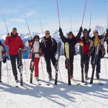 Unsere legendäre Snowtour