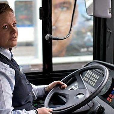 VBZ Busführerin