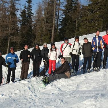 cubido Skitag am Hauser Kaibling