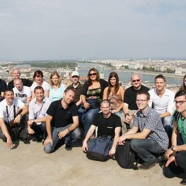 Unser zweitägiger Betriebsausflug nach Budapest