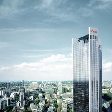 Unsere Konzernzentrale in Frankfurt am Main – das Trianon.