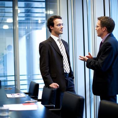 Moderne Meetingräume für Besprechungen