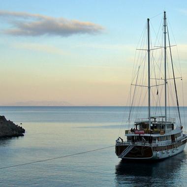 Alle auf einem Boot: Webrepublic auf 4-tägiger Vision Cruize in Griechenland