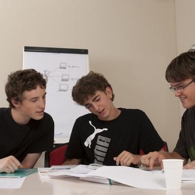 Wir setzen gezielt auf junge IT-Talente