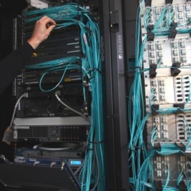 Im Herzen der IT Infrastruktur.