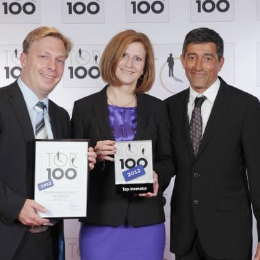 Secova ist Top 100
