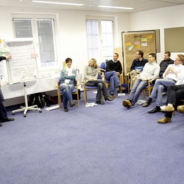 Seminare und Workshops bei der ADG