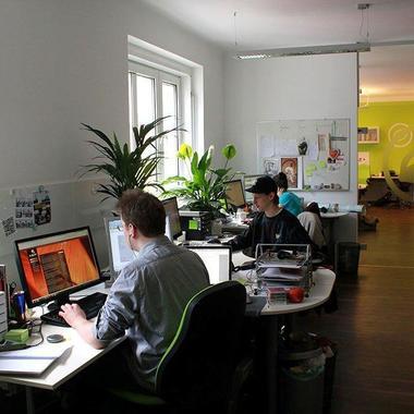 Das LimeSoda-Office