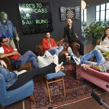 Social Room im PUMA Vision Headquarters