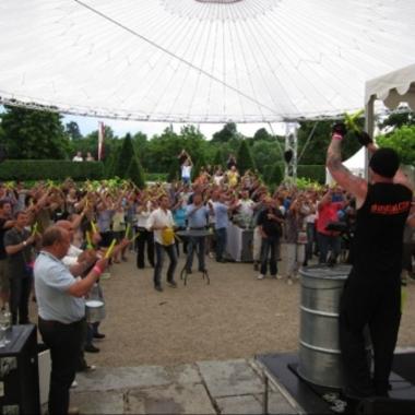 CGM-Sommerfest im Schloss Eggenberg