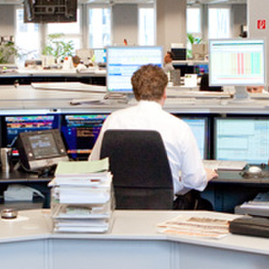 Einblick in das Arbeitsumfeld unserer Kolleginnen und Kollegen im Handel.