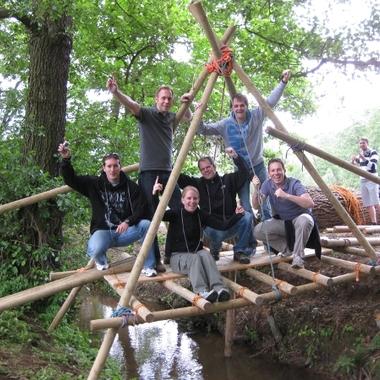Gemeinsam bauen wir Brücken!