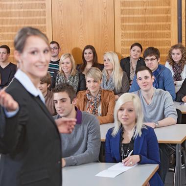 Interner Unterricht für unsere Auszubildenden