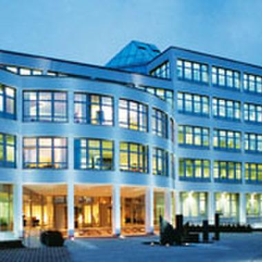 Neues Verwaltungsgebäude in der Konzernzentrale Heidenheim