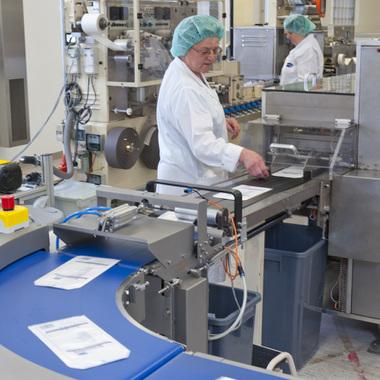 Mitarbeiterinnen im Betrieb Heidenheim Medical