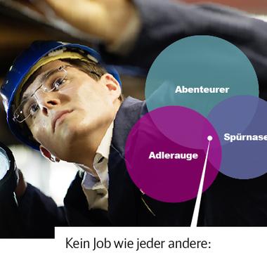 Fertigungsingenieur/in bei der Deutschen Bahn