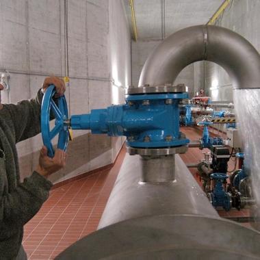 Im Geschäftsbereich Wasser ist die Energie AG in Österreich, Tschechien, Ungarn und Slowenien tätig.