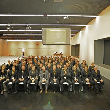 Das Opacc Team Okt 2012