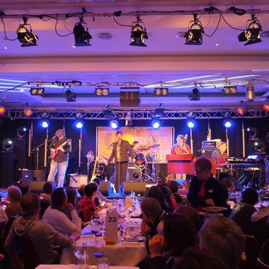 Opacc fördert Sport und Kultur: Lucerne Blues Festival Luzern