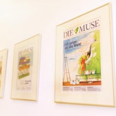 Die MUSE - Unsere Mitarbeiterzeitschrift