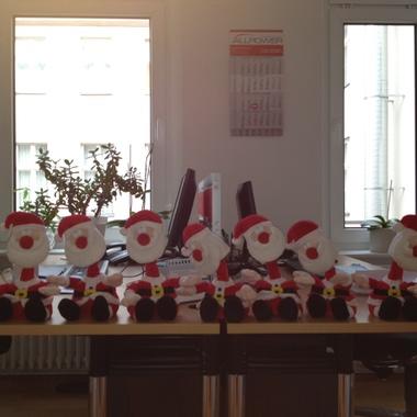 Santa Claus Brigade