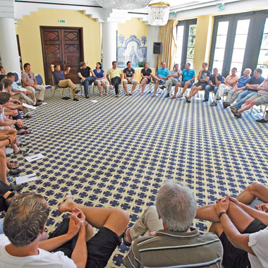 Schulung im VILA VITA Village an der Algarve (Portugal)