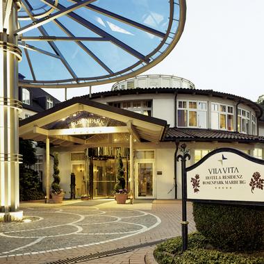 Hotel Vila Vita Rosenpark (Marburg)