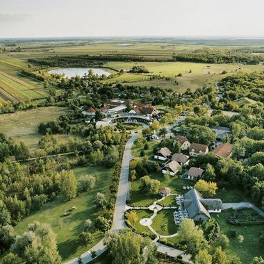 Hotel- und Schulungsanlage Pannonia im Burgenland (Österreich)