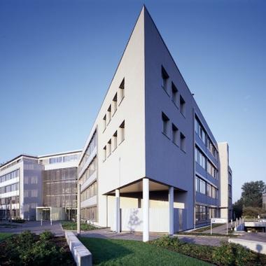 Hier arbeiten wir – Sitz des ISC Münster