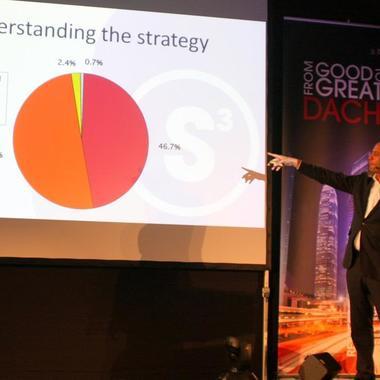 CEO Gary Elden - Strategiepräsentation auf der Jahresversammlung 2013 in Düsseldorf