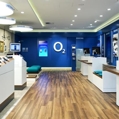 o2 Shop in Ulm