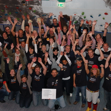 Volunteering Day 2012 bei Telefónica in Deutschland