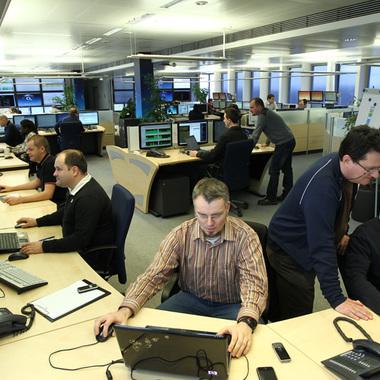 Telefónica Germany Netzzentrale